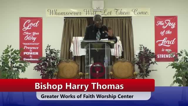 Greater Works of Faith
