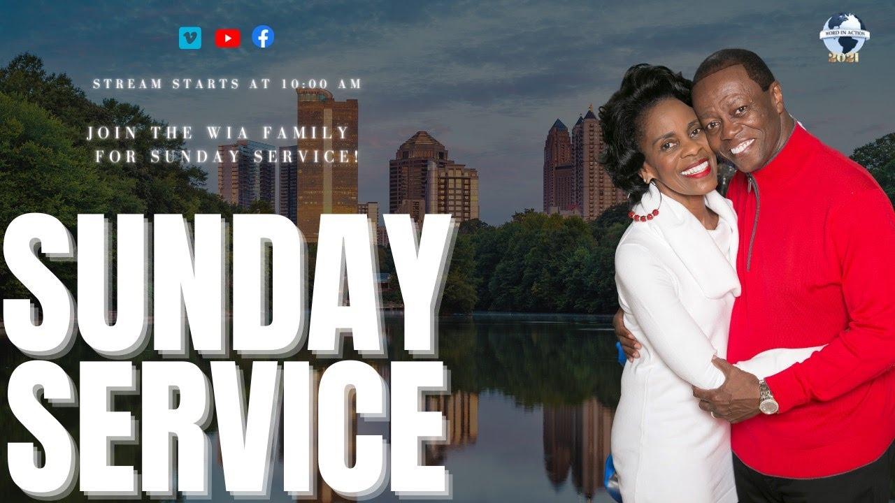 🆕🔴 LIVE   10:00 AM Sunday Service - The Post Pandemic Church, Pt. 4
