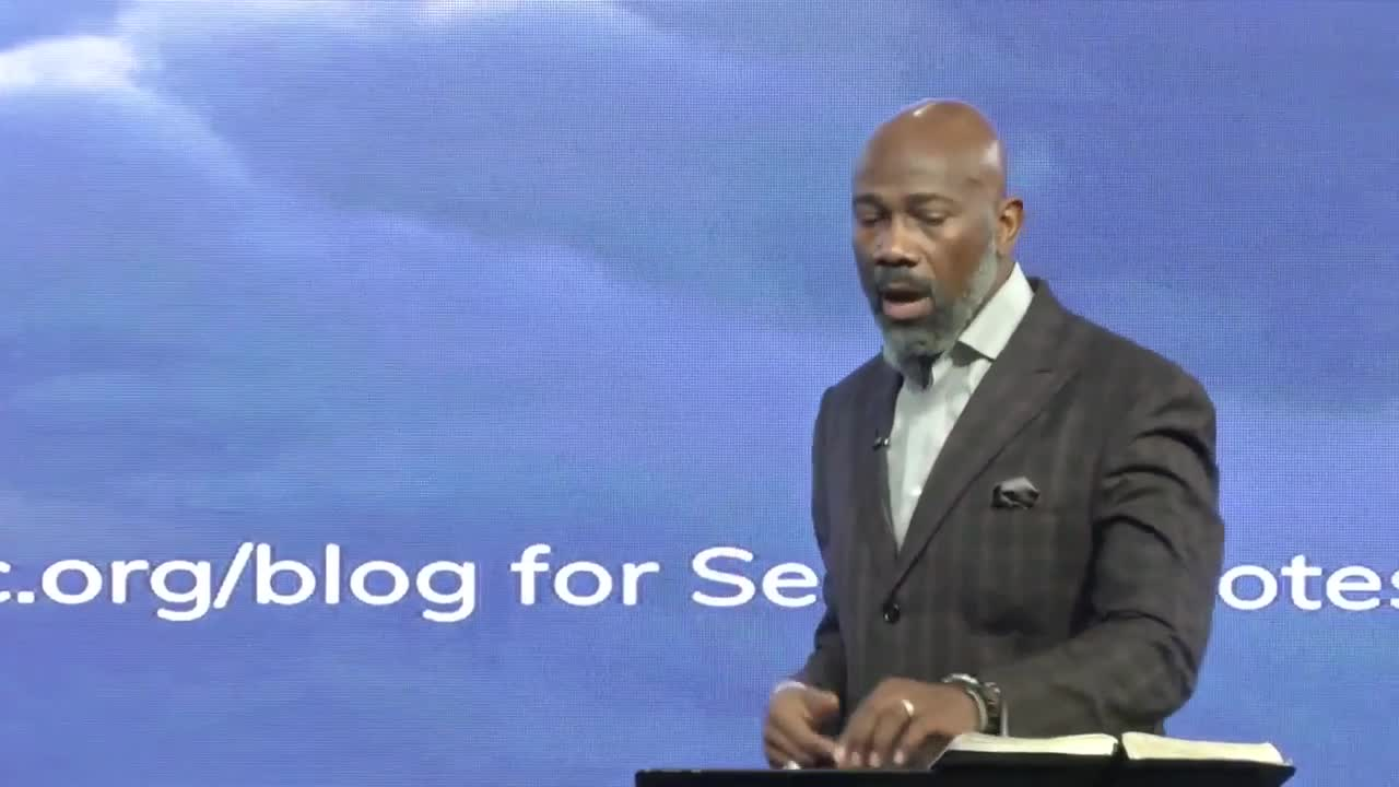 iLead Sermon - 3s A Cloud Go With the Flow