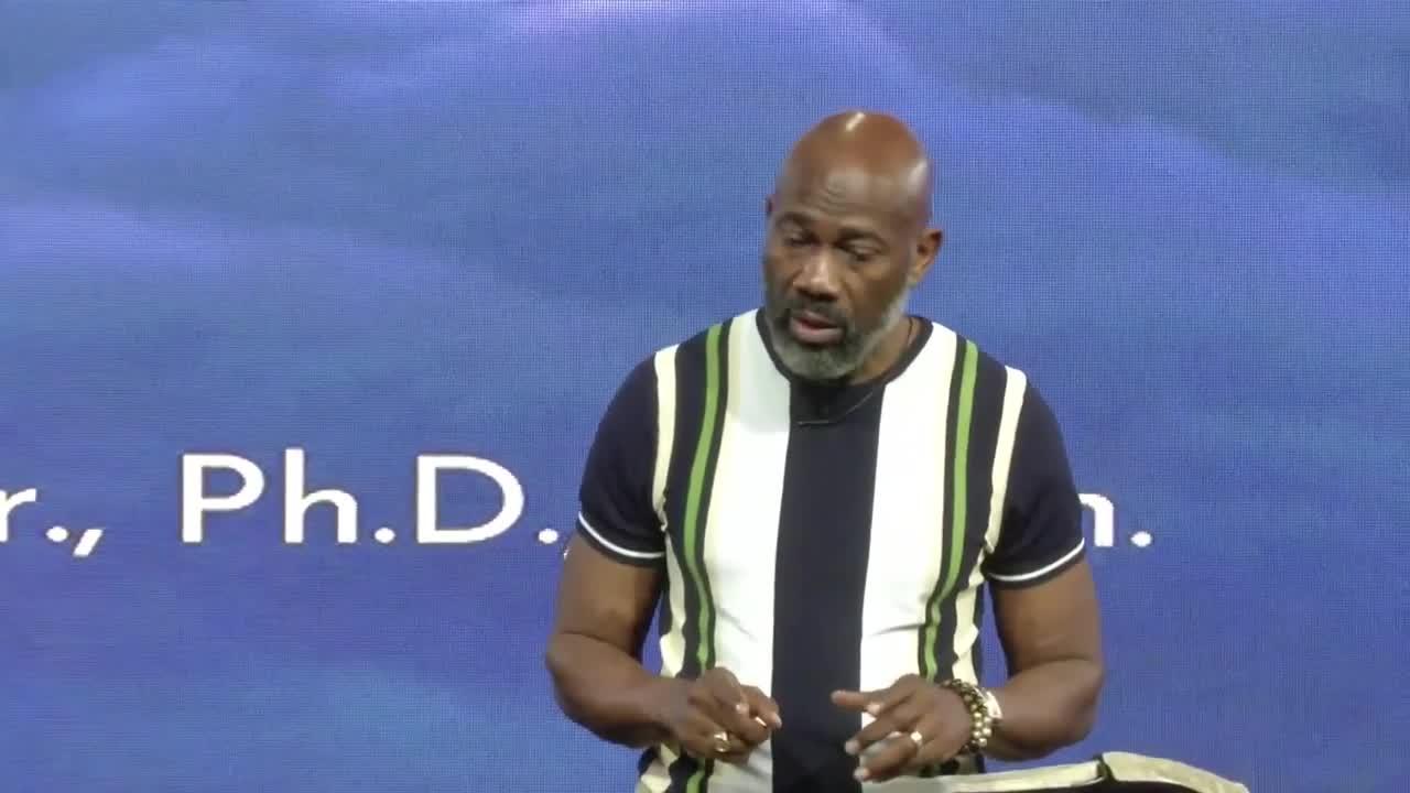 iLead Sermon - 3s A Cloud Part 5 The Purpose of Power