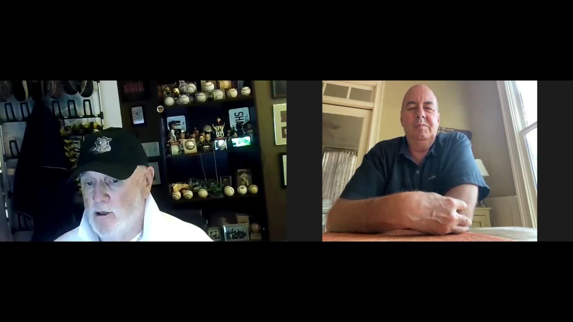 Bob Kelly interviews Paul Nelson