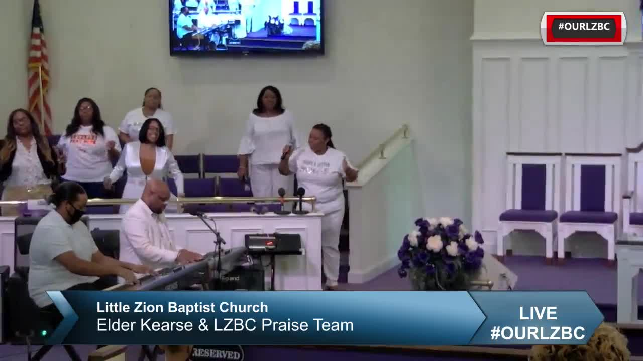 Little Zion Baptist Church  July 18, 2021  You Can Have It