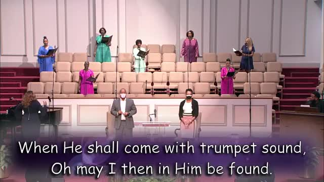 Pastor Luke E. Torian, Sept. 12, 2021 @ 11am