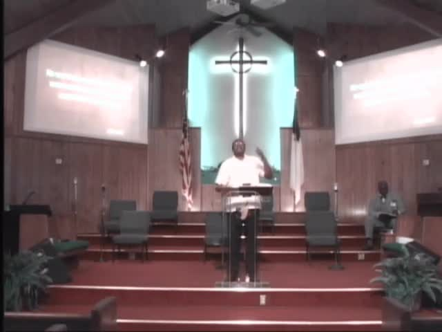 210919 Sun 10am The Church You Either Know or You Don't Know, Bishop Walter K- Laidler Jr