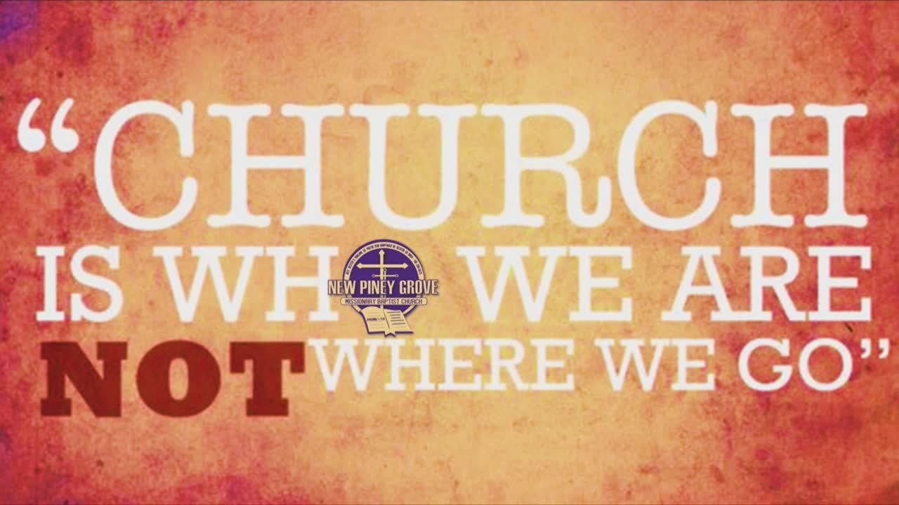 New Piney Grove Missionary Baptist Church 9/26/2021